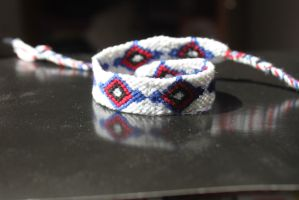 Braclet ACIII Connor Kenway by twitte0king