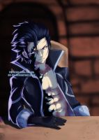 Fairy Tail 424: Gray Fullbuster by AR-UA