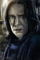 It All Ends - Severus Snape by Elucidator