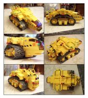 Lego Heavy ATV MK II by Frohickey