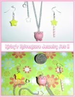 Kirby Jewelry Set II by YellerCrakka