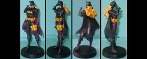Batgirl Stephanie Brown custom figurine by Ciro1984