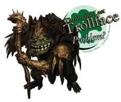 Thrun, the Last Trollface by RhadaNinja