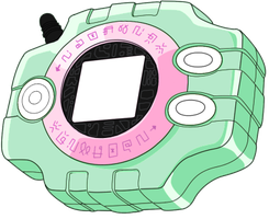 Yves's Adventure Digivice by Bunni89
