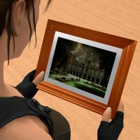 Picture Frame For XNALara by DecanAndersen