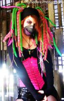 Cyber Goth. 34. by Stumpeh