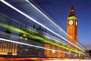 The Big Ben by javierherrera86