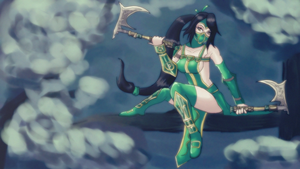 Jungle Akali - LoL by Rifftastica