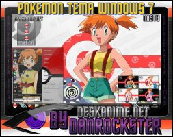 Misty Theme Windows 7 by Danrockster