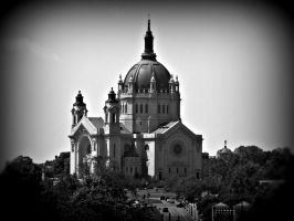 Cathedral of Saint Paul by NeverEndingAdventres