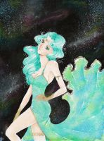 Goddess of Oceans by silver-eyes-blue