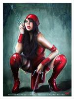 Meagan's Elektra by J-Estacado