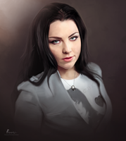 Amy lee - Evanescence by fawwaz1