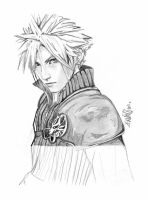 Cloud Strife by KanoriChan