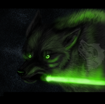 my lightsaber by PlushPaws