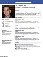Creative Resume - Social Media by rkaponm
