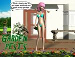 Garden Pests by Voremantic