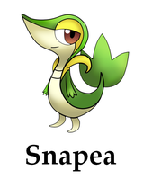 Snapea 'My name for it' by Stv-Hktk