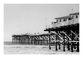crystal pier by thecell