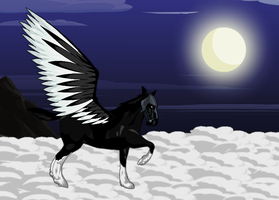 Night Watcher by MephilesAE