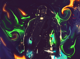 Splinter Cell by ThunderBR