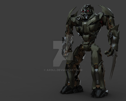 Transformer Complete by Axoll
