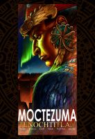 Tenochtitlan Moctezuma Banner by Jaime-Gmad