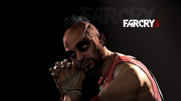 Far Cry 3: Vaas Montenegro by Day2Die
