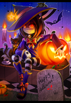 .Happy Halloween 2014. by CofL-fee