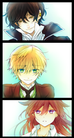 Pandora Hearts. Repose? by ShionMion