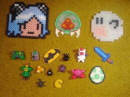 Gaming Crafts by MoritzNina