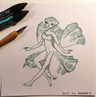 Day 14 | Princess Ruto by Appeltjesgroen