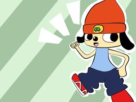 Parappa by 3D-BITES