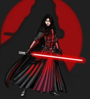 Darth Revan 1 - RED by JosephB222
