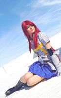 Erza Scarlet cosplay 03 by LadyNoa