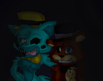 Withered Freddy's Friend by SonicFazbear15