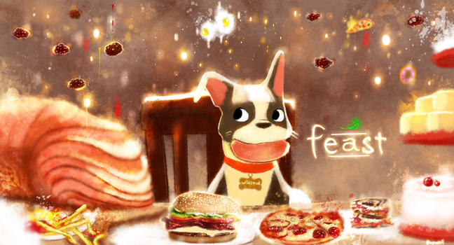 Feast by p1xer