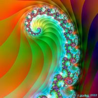 Luxurious Spiral III by cristy120377