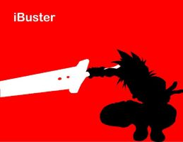 iBuster - Cloud Strife by Watashiwa-Coud-San