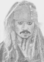 Captain Jack Sparrow by Cola-Addicted