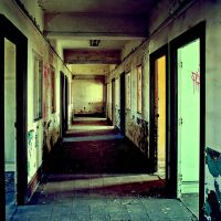 Corrosive Corridors by abandoned-echoes