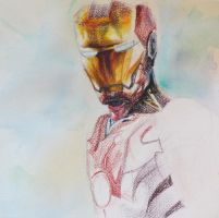 Iron Man - under contstruction by gyerase