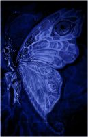 Giger Butterfly by Milled