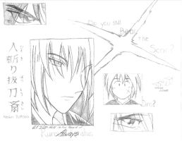 Kenshin- Reflections on Always by saffiremoon21