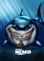 Finding Nemo by Mareishon