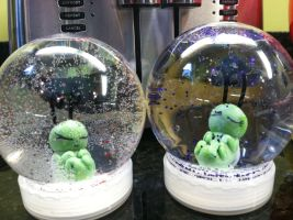 Smeet Snowglobes .:FINISHED:. by CoccineousCephalopod