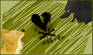and i miss you, miss you by thelunacy-fringe