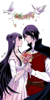 Noblesse: Lovers by camellia029