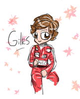 Salut Gilles by greenlikethesky