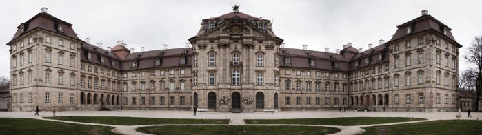 Palace Weissenstein by Marces-Ice